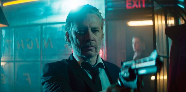terminal movie review - dexter fletcher and max irons