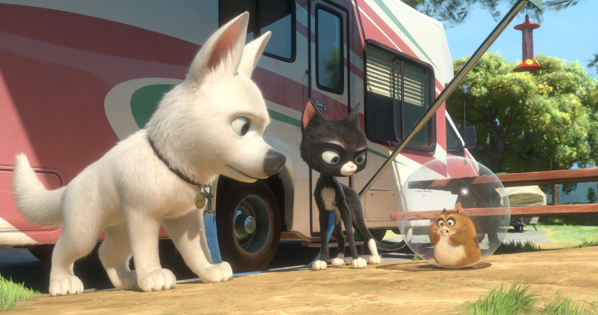 Bolt Movie Review and Ratings by Kids - DOGOmovies