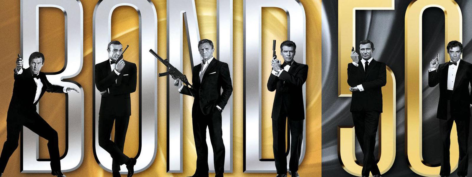Every James Bond 007 Film Reviewed