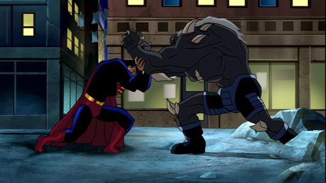 Superman Doomsday - Superman vs Doomsday