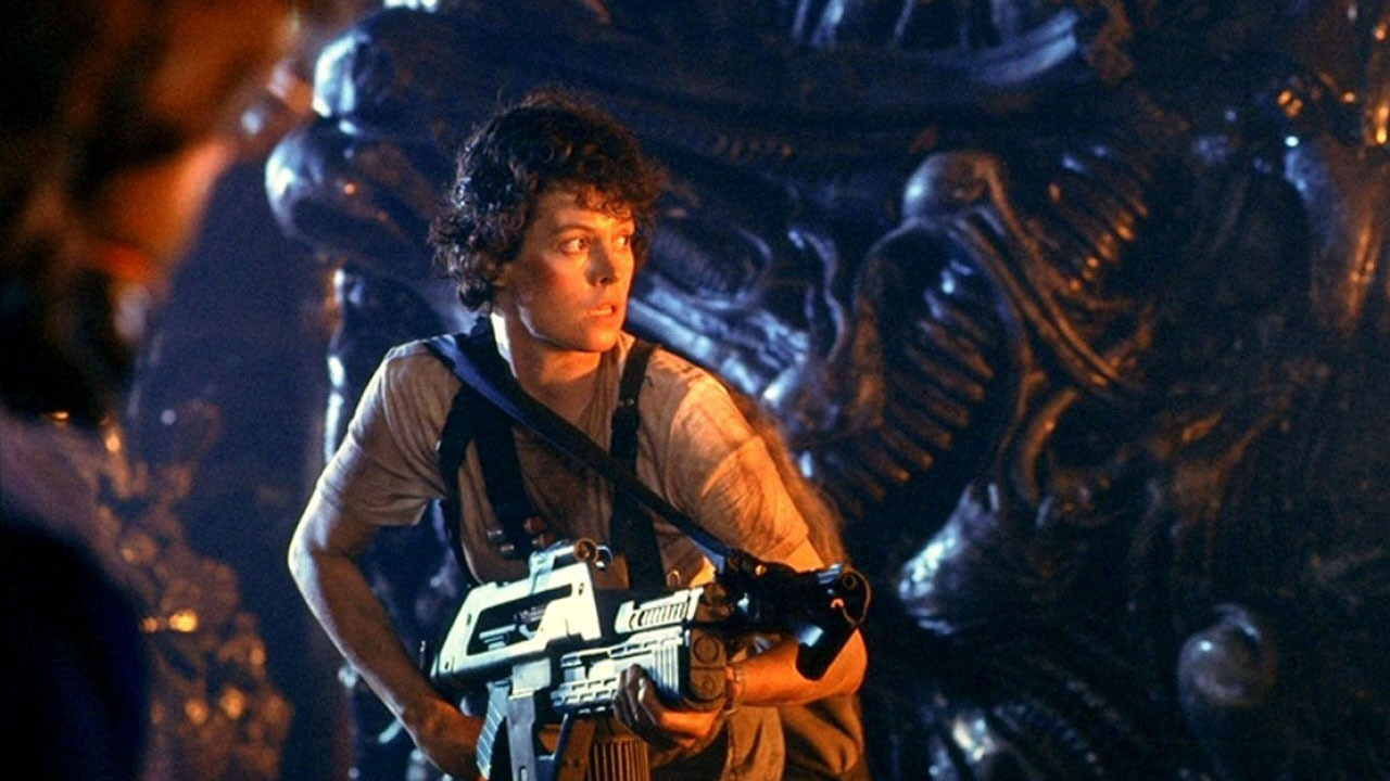 Aliens Ripley prepares for final battle