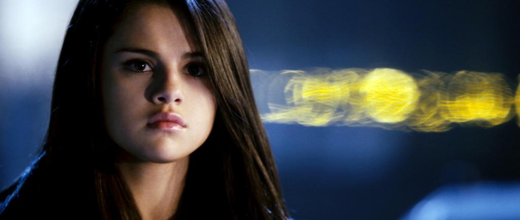 "Warner Bros. Pictures Selena Gomez is ""The Kid."""