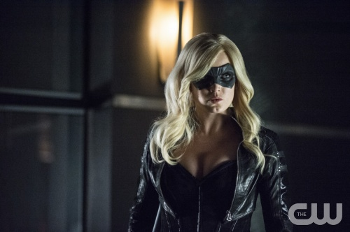 Cate Cameron/The CW Caity Lotz as Canary
