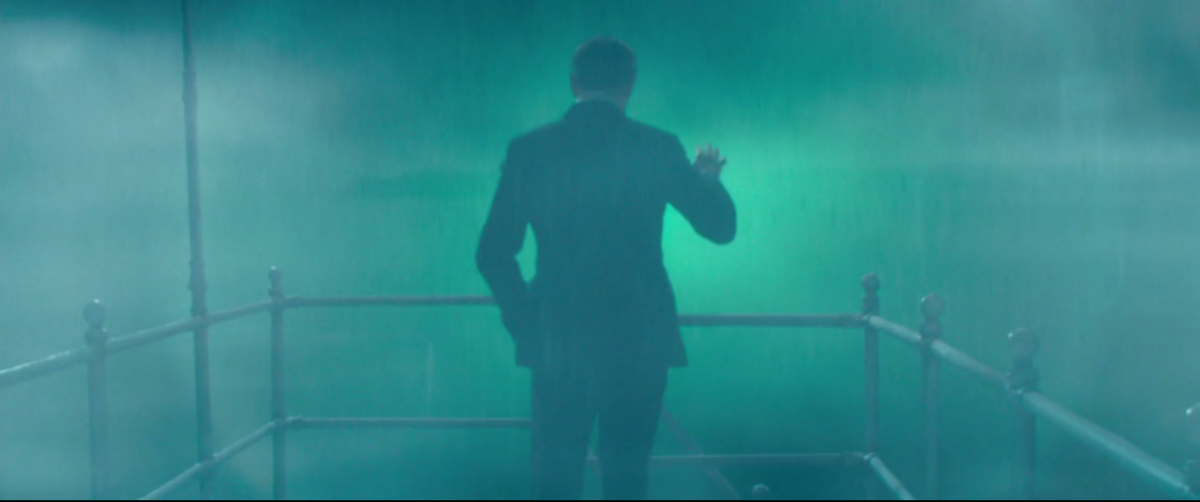 The Great Gatsby the green light