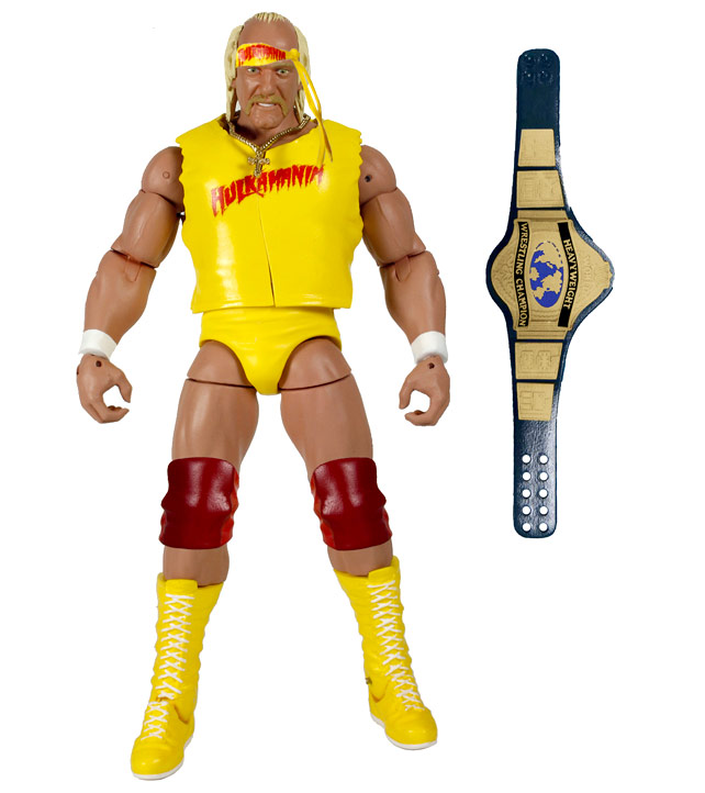 Mattel Hulk Hogan