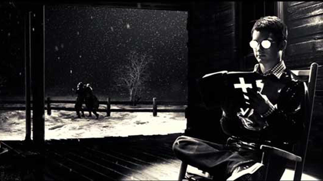 sin city 2005 - elijah wood as kevin