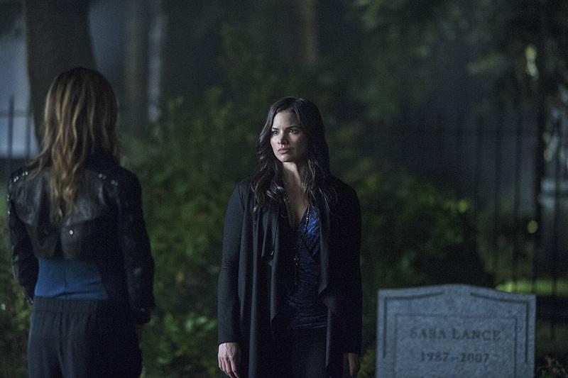 Arrow - The Magician - Laurel and Nyssa