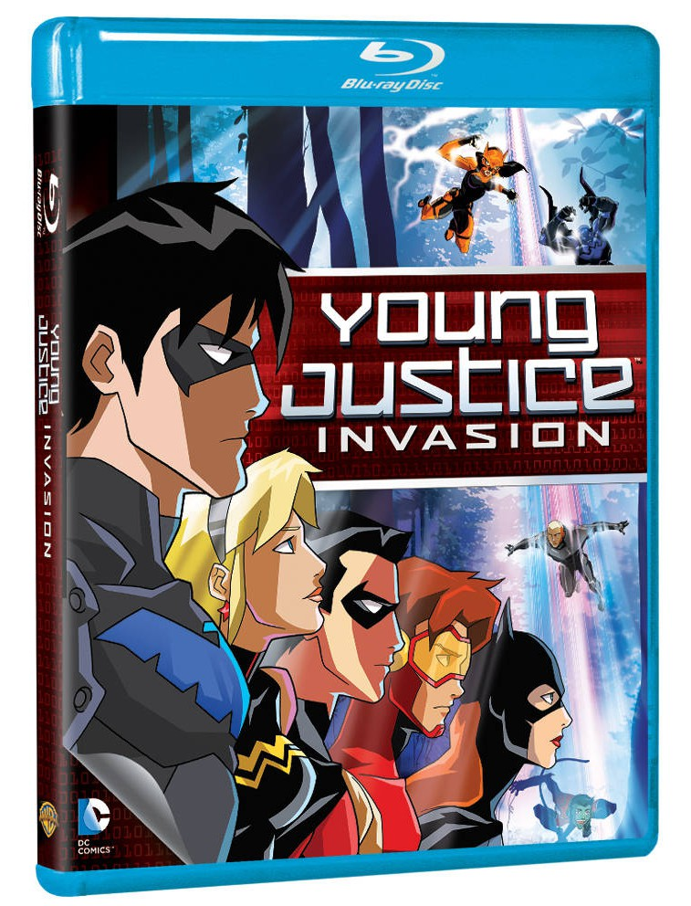 Young Justice Season 2 Invasion
