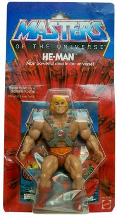 Masters of the Universe He-Man