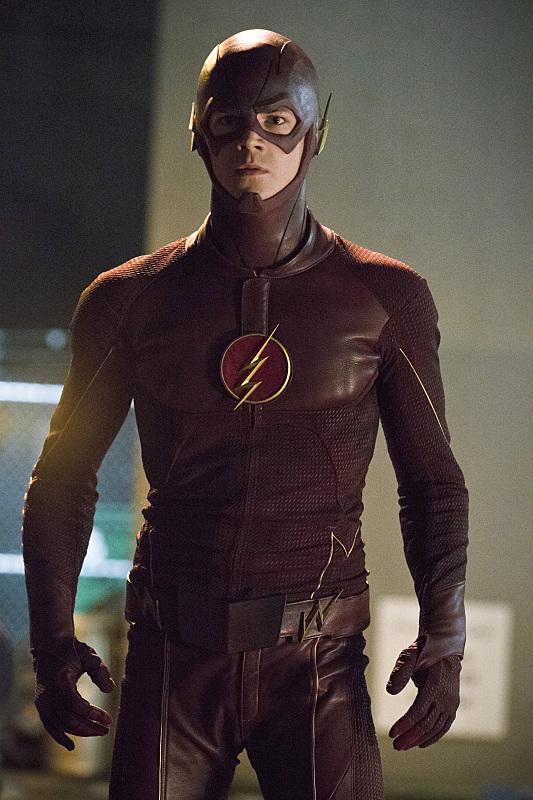 The Flash - Plastique - Flash2