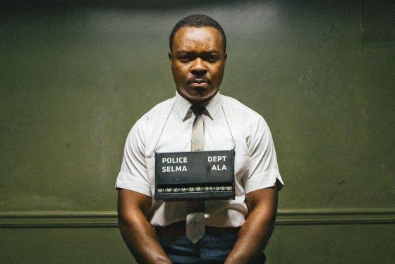 Selma movie - David Oyelowo as Martin Luther King Jr.