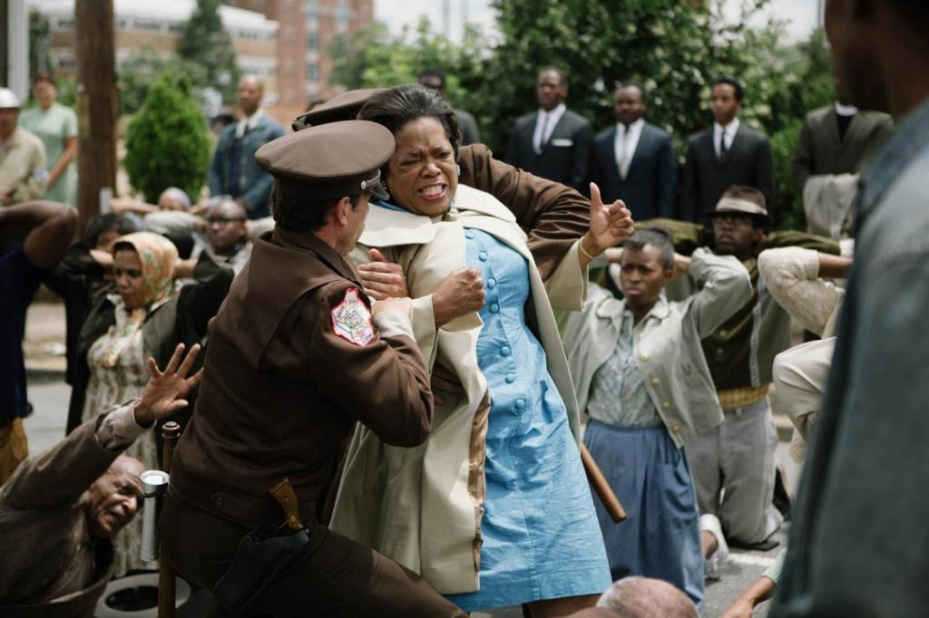 Selma movie - Oprah Winfrey