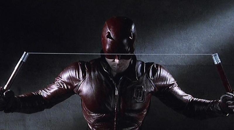 Daredevil - Ben Affleck as Daredevil