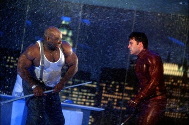 Daredevil - Kingpin vs Daredevil