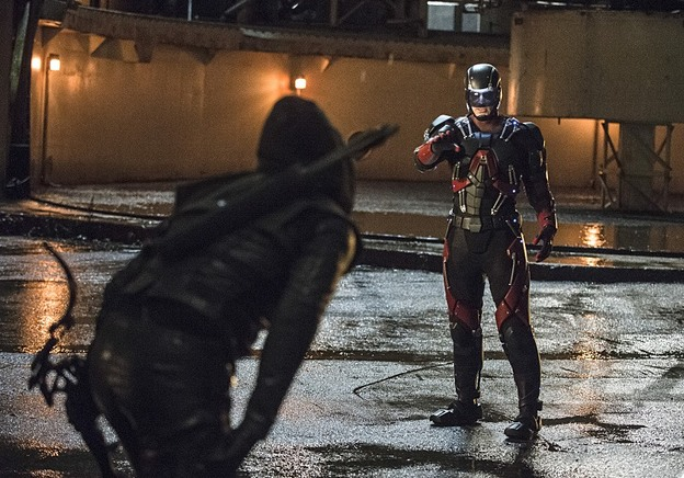 Arrow - Suicidal Tendencies - Arrow vs Atom