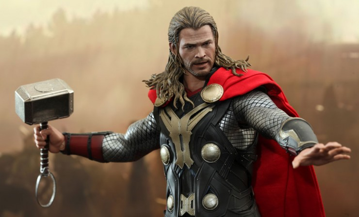 Hot Toys Thor The Dark World - Thor