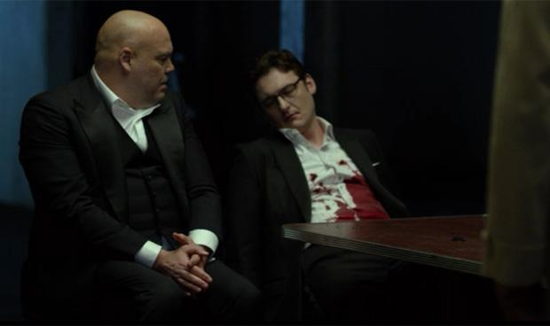 Daredevil - Ep. 12 - The Ones we Leave Behind - Fisk and Wesley