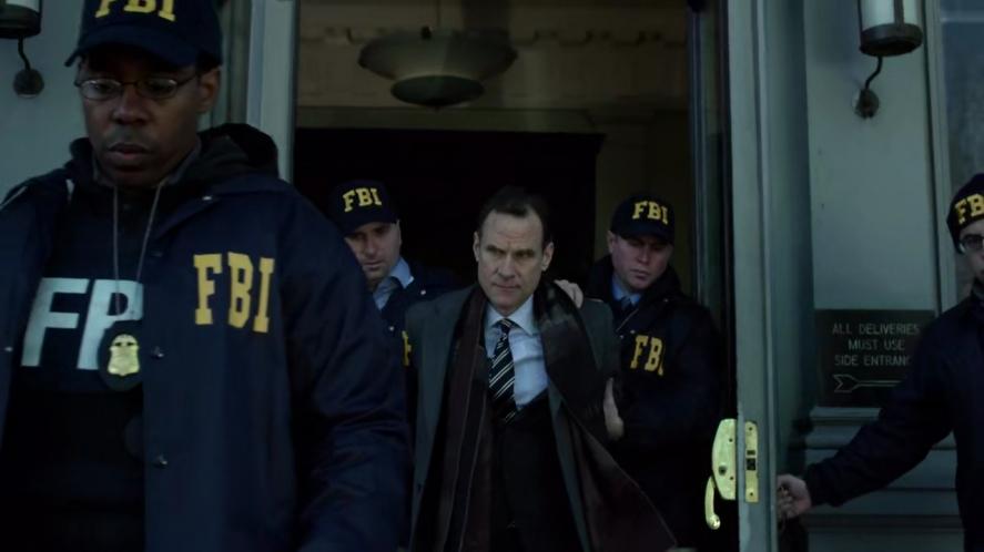 Daredevil - Netflix episode 13 Daredevil - Fisk allies arrested