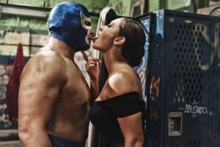 Lucha Underground - Mil Muertes and Catrina