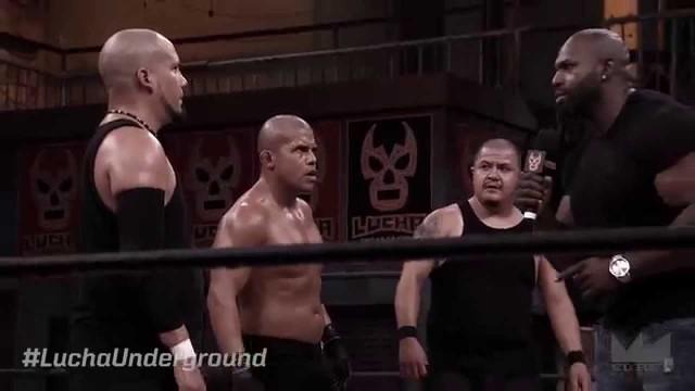 Lucha Underground - The Crew