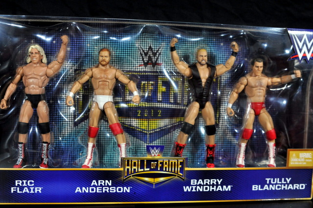 Four Horsemen figure review - in package