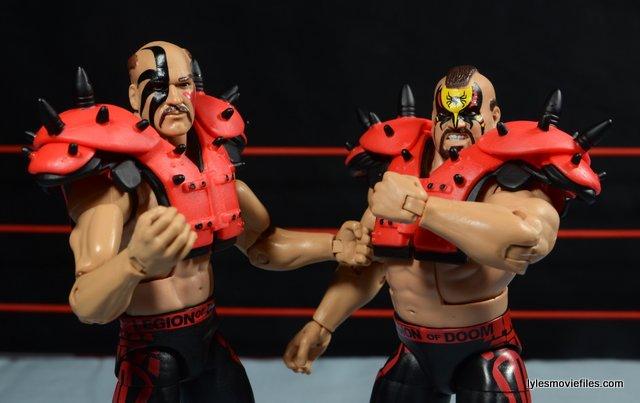 Mattel WWE Elite 30 Legion of Doom - main pose