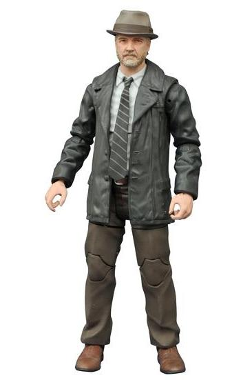 Gotham figures -Harvey Bullock