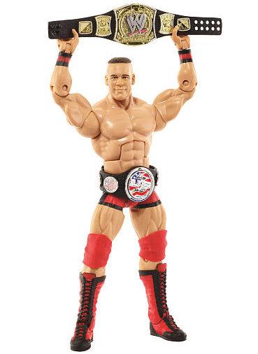 John Cena WWE debut - holding world title