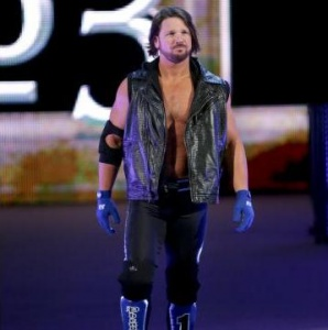 WWE Royal Rumble 2016 - AJ Styles