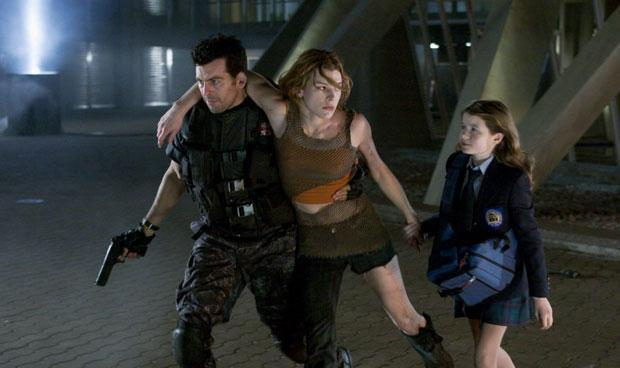 Resident Evil Apocalypse Review Carlos And Alice Lyles Movie Files