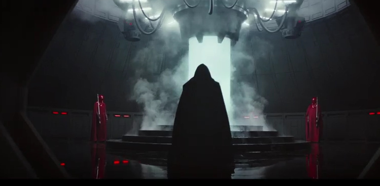 ROGUE ONE A STAR WARS STORY - mystery villain