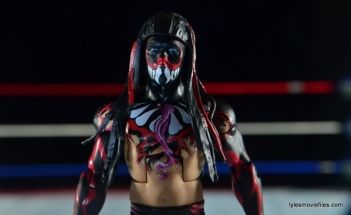 WWE Elite 41 Finn Balor - wide pic with accessories