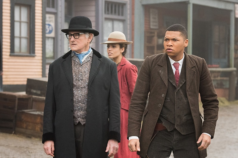 legends of tomorrow the magnificent eight stein, kendra and jax-min
