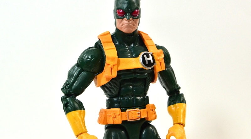 Captain America Hydra Soldier - close up