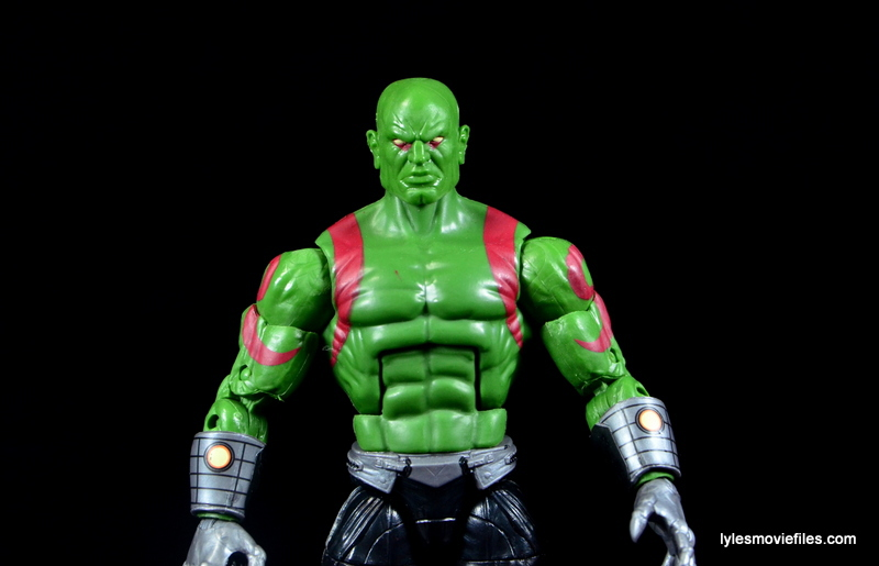 Guardians of the Galaxy Marvel Legends exclusive - Drax main