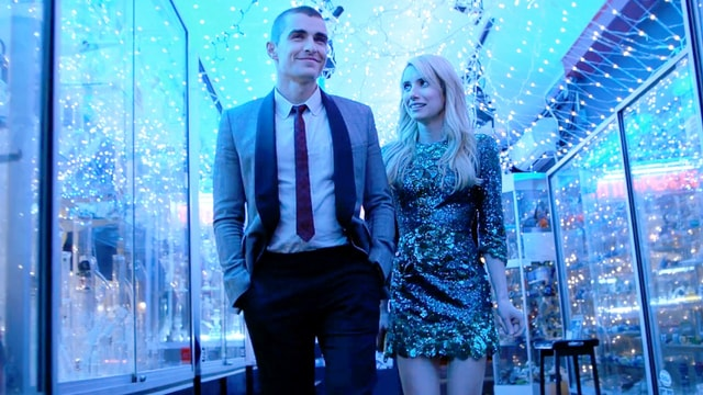 Nerve movie - Dave Franco and Emma Roberts