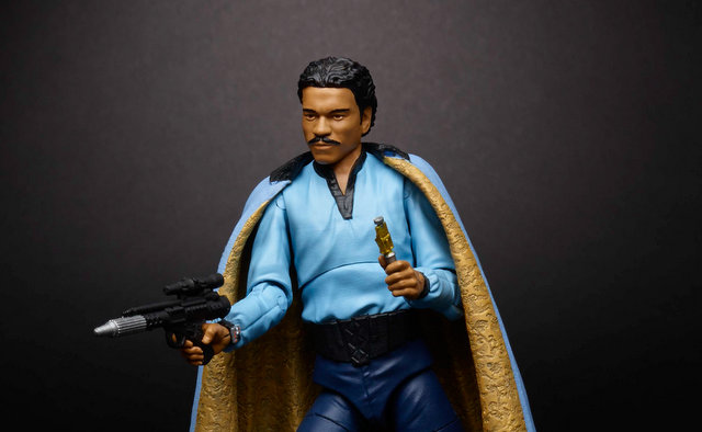 Sdcc2016 Star Wars Black Series Reveals Lando Calrissian Obi Wan