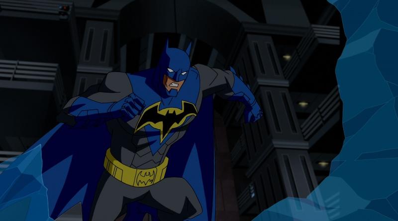 batman mech vs mutants - batman