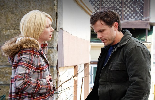 Manchester by the Sea review - Michelle Williams and Casey Affleck