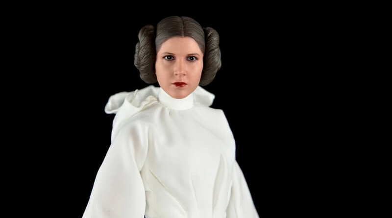 Hot Toys Princess Leia figure review - main picture