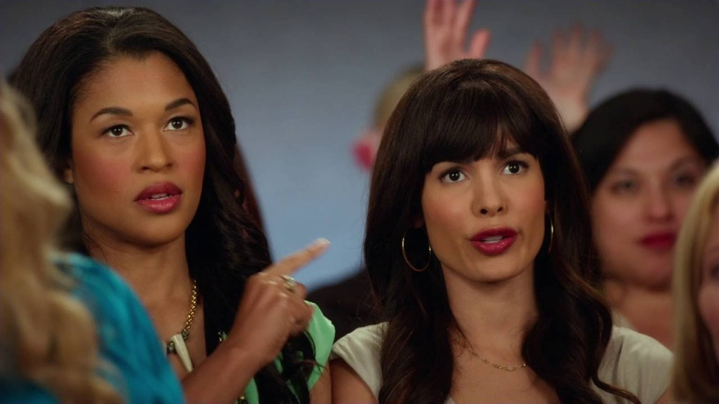 The Bounce Back review - Kali Hawk and Nadine Velazquez