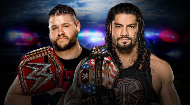 WWE Roadblock 2016 preview -Kevin Owens vs Roman Reigns
