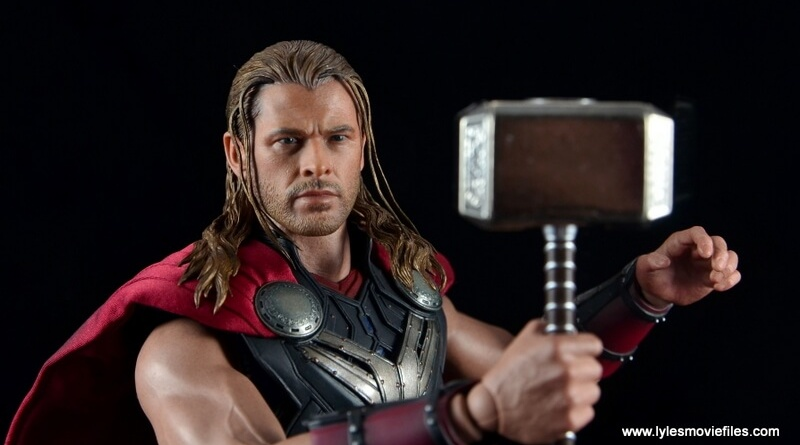 Hot Toys Thor figure review Avengers Age of Ultron Thor -main pic