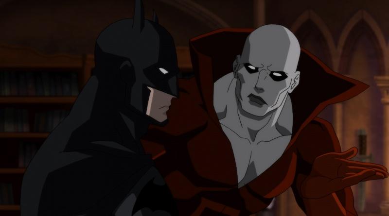 Justice League Dark -Batman and Deadman