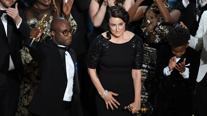 2017 Oscars - moonlight best picture