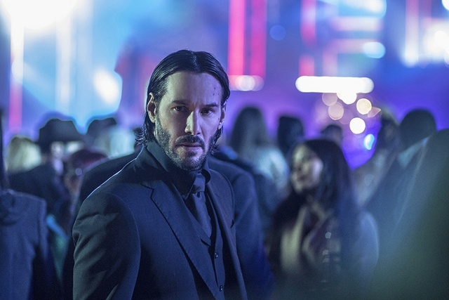John Wick Chapter 2 review - John Wick in Rome