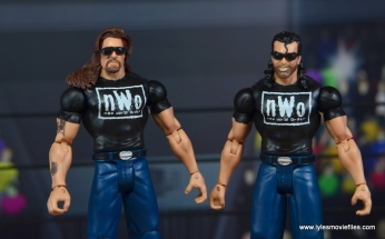 WWE Mattel The Outsiders Battle Pack figure review - main pic