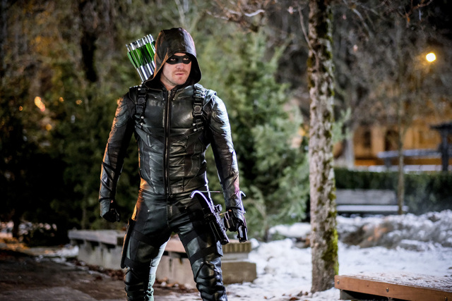 arrow - the sin-eater -green arrow