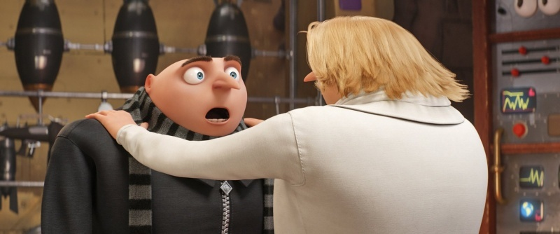 Despicable Me 3 - Gru and his brother
