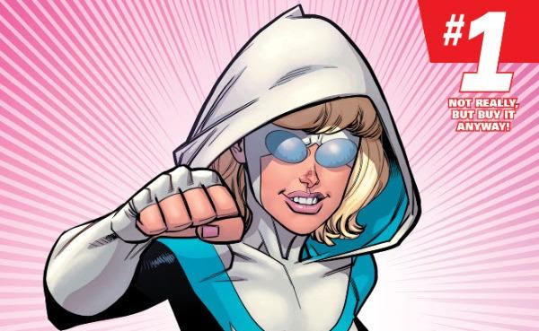 Gwinvicible Image Comics April Fools variant cover